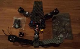 Armattan Mini Vtail (Morphling) RxR Used = $190 shipped