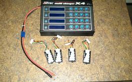 [LPU] Hitec X4 Four Port DC charger