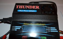 Thunder AC680 pro dual power charger
