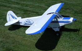 Hangar 9 Super Cub, PA-18, W/ Eflite 160, Never Flown