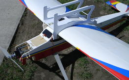 "Sailplane Tug W/ Cradle PNP,   86"" Aerial Video Aircraft Arf"