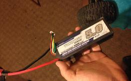 Thunder Tiger MT4 G3 with DX3r and lipo