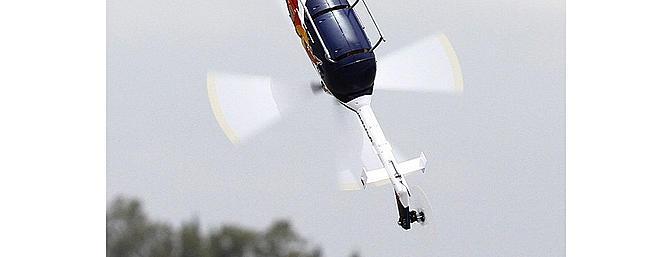 Aerobatics? No problem!