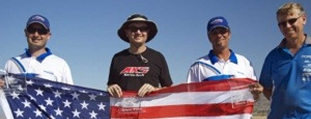 2013 US F3B Team Update