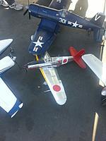"Name: 20141025_110856_resized.jpg Views: 44 Size: 511.2 KB Description: As is this rarely modeled Ki-61 Hien ""Tony""."
