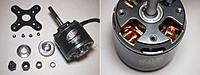 Name: Mega Power TAURUS MPA5030-210KV, 2.jpg Views: 218 Size: 71.0 KB Description: Mega Power TAURUS MPA 5030-210KV F3A motor