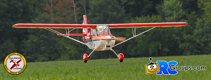 CARDS Field 2016 Giant Scale Fly-in - RCGroups Coverage