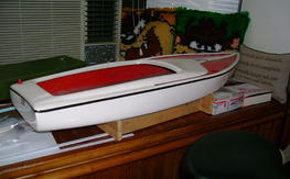 Spped Boat Hull