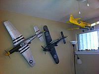 Name: P-51D wall hangar.jpg