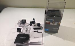Gopro Hero 3+ Silver $210 Shipped In USA, Paypal Secure Only!