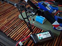Name: 3 diodes on tail wires aft on Bird 2.jpg