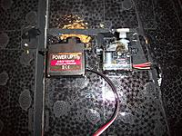 Name: TowerPro MG90S and Dynam SBach stock AIL servo 1.jpg Views: 11 Size: 1.14 MB Description: Comparison of old vs new servos.