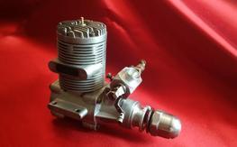 Webra Speed 61 Engine