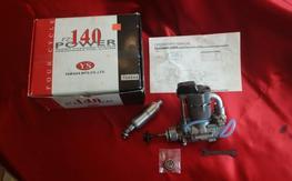 YS FZ-140 Four Stroke Engine