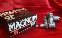 Magnum Pro GP 40 ABC Engnine