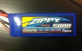 ZIPPY 5800mAh 6S 30C