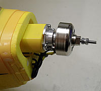 Name: J-3 short motor shaft.jpg
