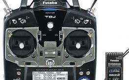 New Futaba T8j + R2008SB rx
