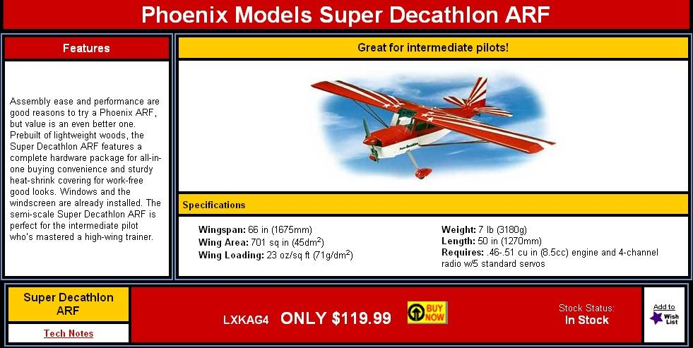 Manufacture Specs of the Plane.  7 lbs with a gas engine,  probably not that much with the electric conversion.