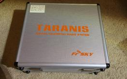 New Taranis Aluminum Case