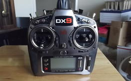 """NEW"" Spektrum DX9 Transmitter"