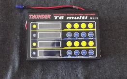 Thunder T6 Multi Mode Battery Charger