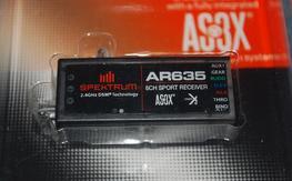 Spektrum AR635 - Brand New In Original Package