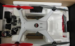 """Brand New"" Blade 350 QX2 Quad With Brand New In Box 2 Axis Gimbal"