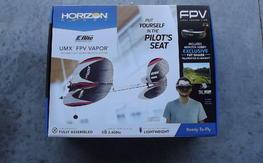 "FPV Vapor ""Ready To Fly With Fat Shark Headset"""