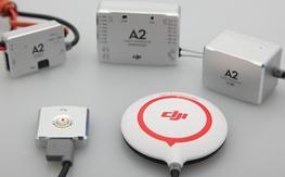 Dji - a2 multi-rotor stabilization controller