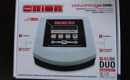 Team Orion USA ONE DUO AC/DC Charger  (P/N  ORI30243)