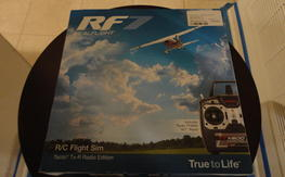 RealFlight 7 Tactic TX-R Radio Edition  - New in Box