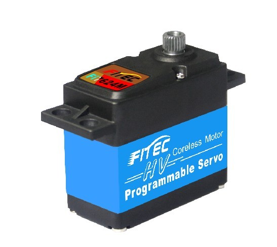 New Full Metal Case Programmable Servo Rc Groups