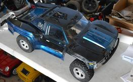 LCG Slash 2wd with Extras