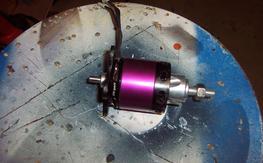 Hacker A50-16S motor, used