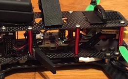 250 CF Mini from Multicopter Builders