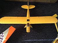Name: IMG_0020.jpg Views: 22 Size: 490.7 KB Description: Flyzone Super Cub Select Scale