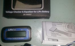 SKYRC LIPOPAL checker