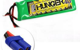 Hunger 4000MAH 5S 40C MAX 80C 18.5V  NANO TECH LIPO