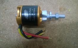 FMS 4250-KV540 Motor