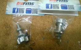 FMS 1400mm 4250 size  Motor Shaft x 2