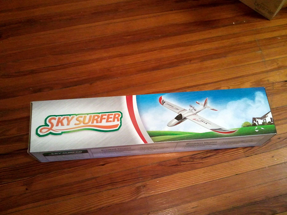 Sky Surfer RTF