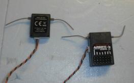 Spektrum receiver ar6210