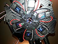 Name: 20130908_194831.jpg Views: 1061 Size: 306.3 KB Description: Spend controllers and power distribution board.