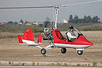 vtol ultralight gyrocopter