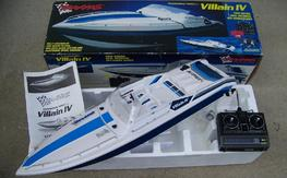 Vintage Traxxas Villian IV