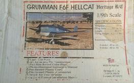 Heritage (Skyshark) F6F Hellcat