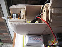 Name: IMG_3806.jpg Views: 4 Size: 574.8 KB Description: Room in the ESC and Battery bay for connection and adjustment.