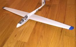 ASK21 E-Flite UMX bind&fly