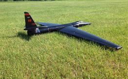 U2 EDF Spyplane bind & fly
